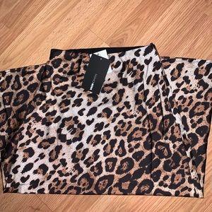 BNWT Fashion Nova Midi Skirt